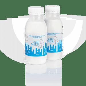 Equimilk - Latte di Cavalla Pastorizzato Congelato - due Bottiglie